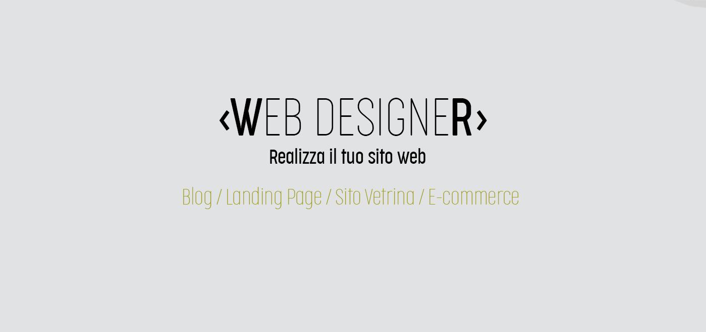 web designer home page slider felice avella