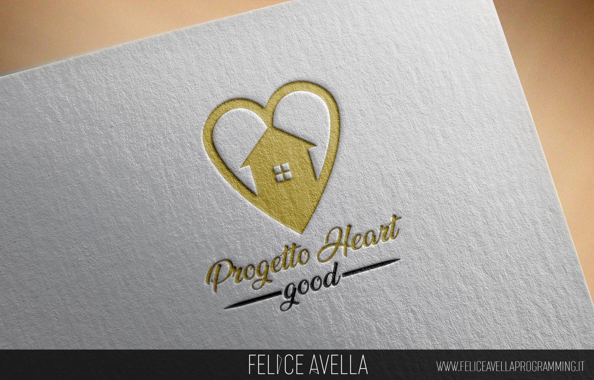 logo progetto heart good