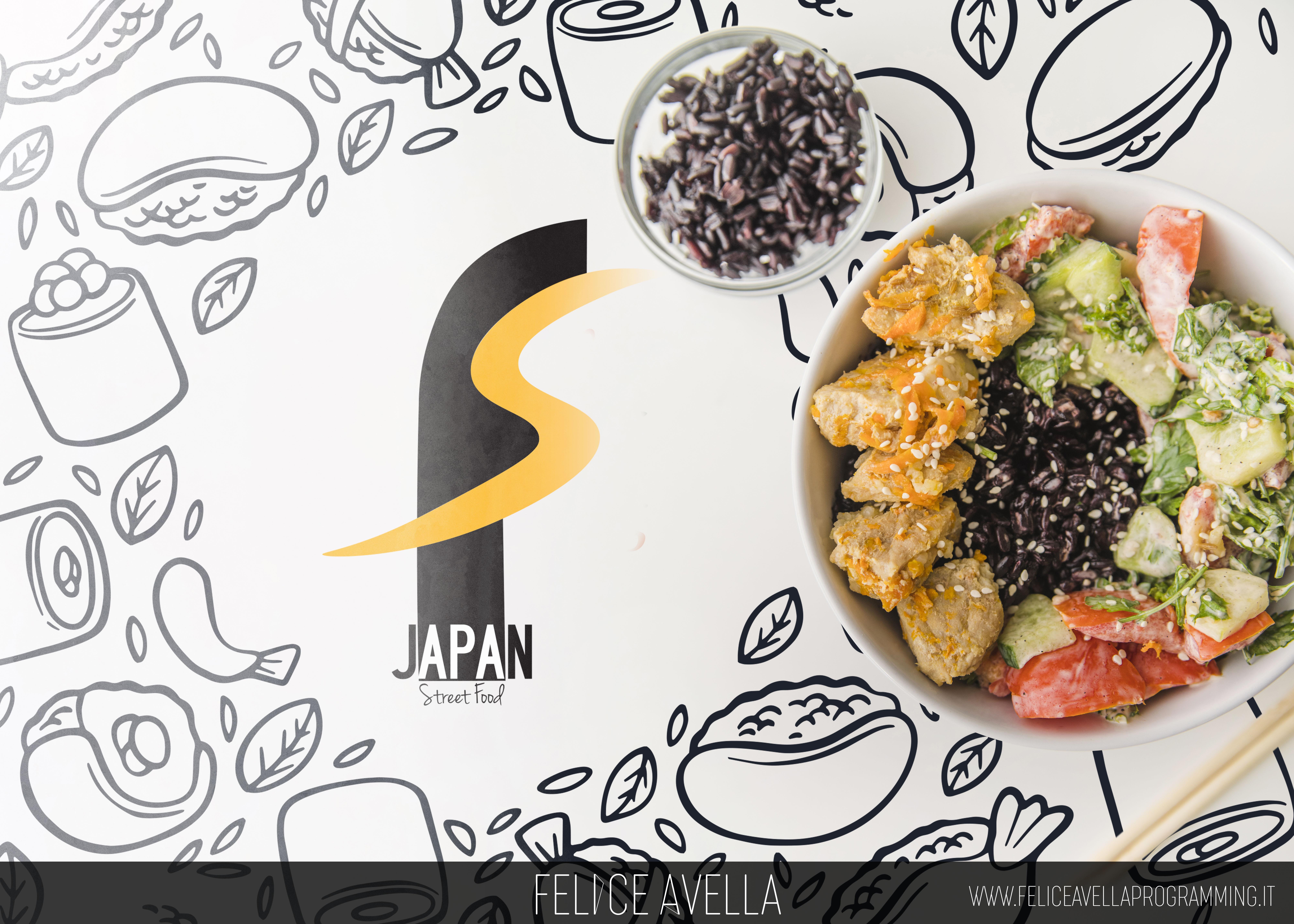 design logo japan food