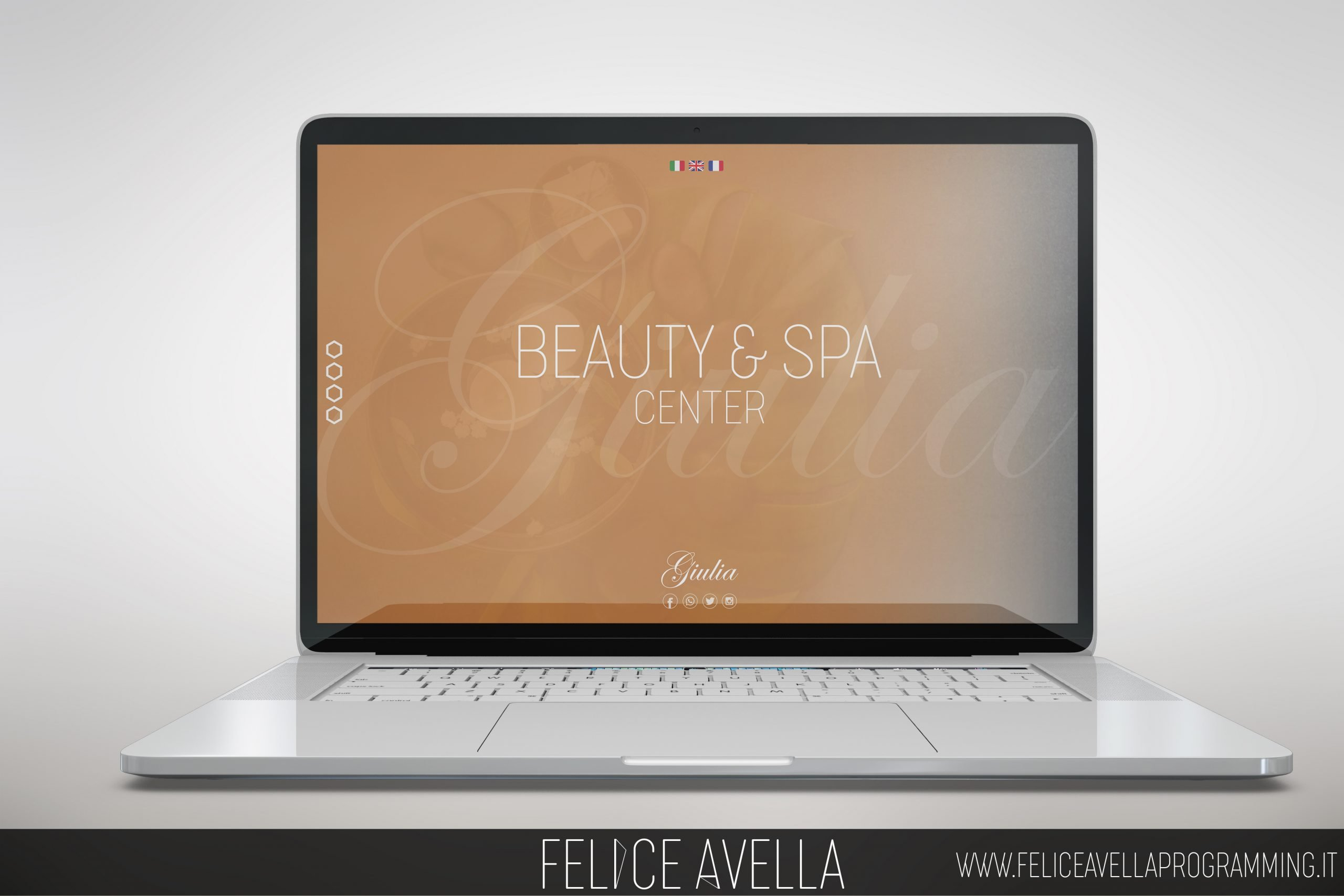 beauty e spa sito web firenze